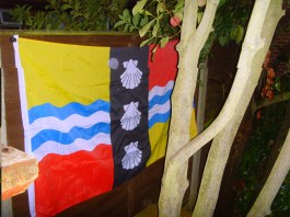 Bedfordshire Flag