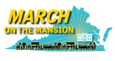 March on the Mansion 7 23 16