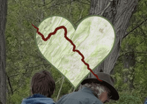 Walking the Line into the Heart of Virginia June 16 – July 2