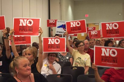 North Carolina delays decision on Atlantic Coast Pipeline