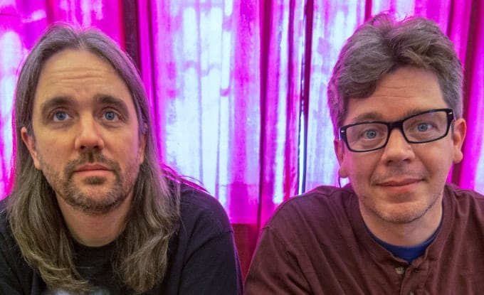 An Interview with Ty Franck and Daniel Abraham aka James S.A. Corey