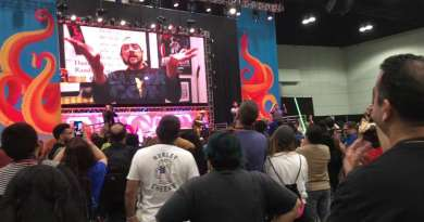 FoCC Con Report: LA Comic Con Preview