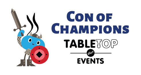 Con of Champions: Virtual Gaming