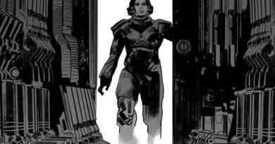 Boom! Studios First Look at The Expanse Limited Comic Series