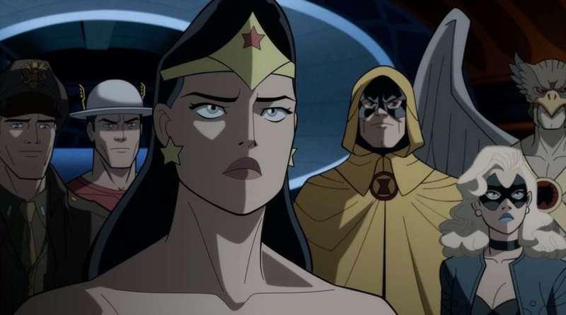 Justice Society: World War II WonderCon@Home 2021 Panel