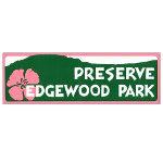 Save Edgewood bumper sticker