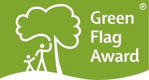 Hednesford Park Green Flag Award