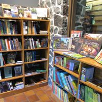 Books to buy at Glacier's Gifts--located in the Ice Age Visitor Center