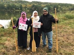 Canoe Students