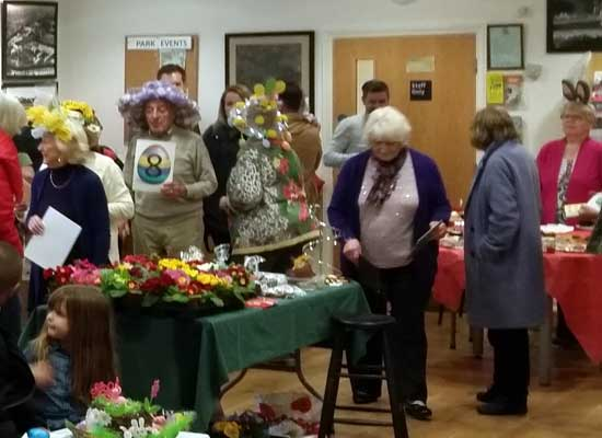 Easter Fair at Stanley Park Visitor Centre 2016