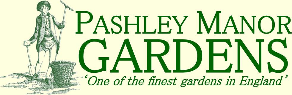 Pashley Manor Logo