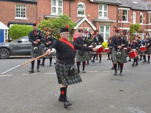 May Day Pipers