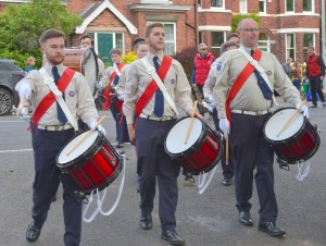May Day Scouts Band
