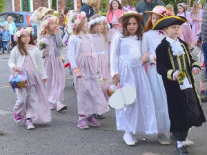 May Day Children