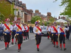 May Day Morris Men