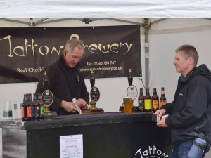 Lions Fair - Tatton Brewery