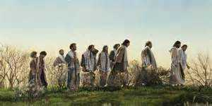 Jesus summons and sends the Twelve (O15B)