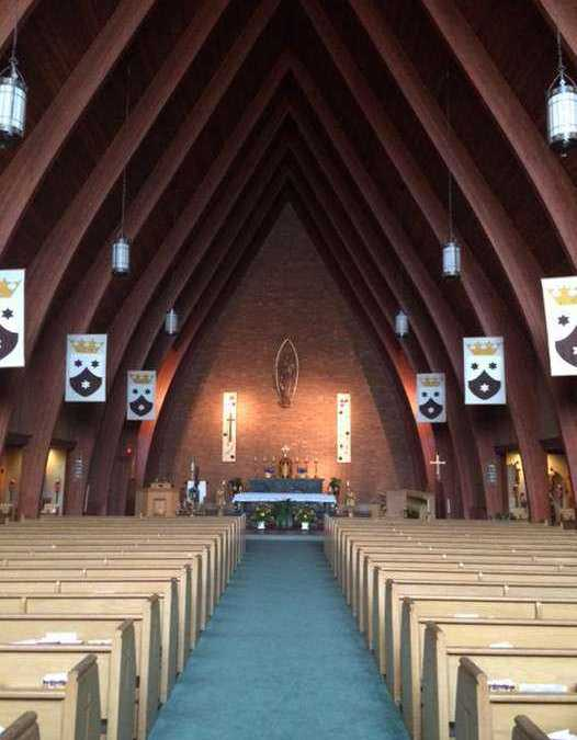 NATIONAL SHRINE OF OUR LADY OF MT CARMEL 1