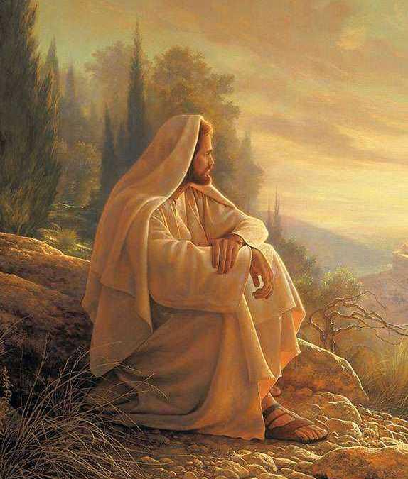 JESUS SENDS US ON HIS MISSION