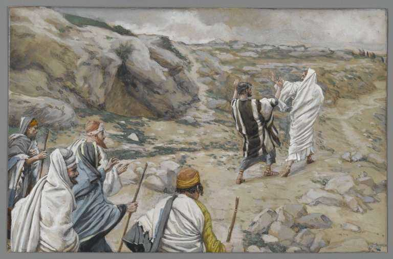 DO WE REALLY BELIEVE IN GOD? Homily of 22nd Sunday
