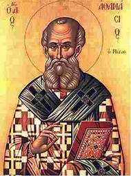 JESUS IS GOD AND MAN St Athanasius HOMILY