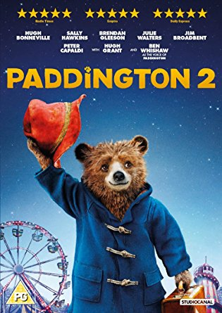 Image result for Paddington 2 poster]