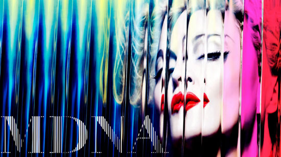 Madonna Brasil 2012