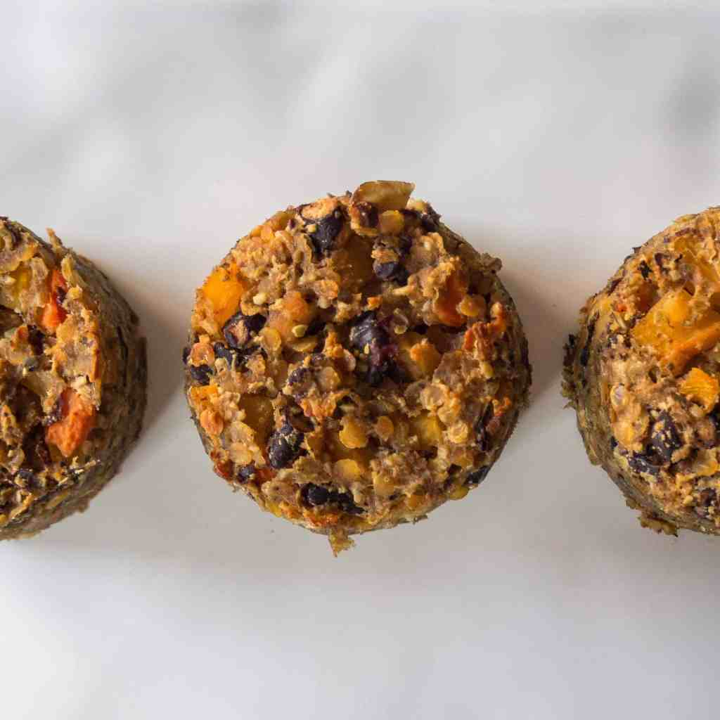 Gluten-Free, Vegan Haggis
