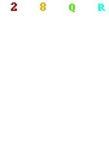 Handknit cabled vest