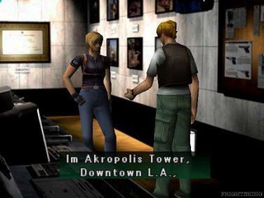 parasite eve 2_frightening_02457