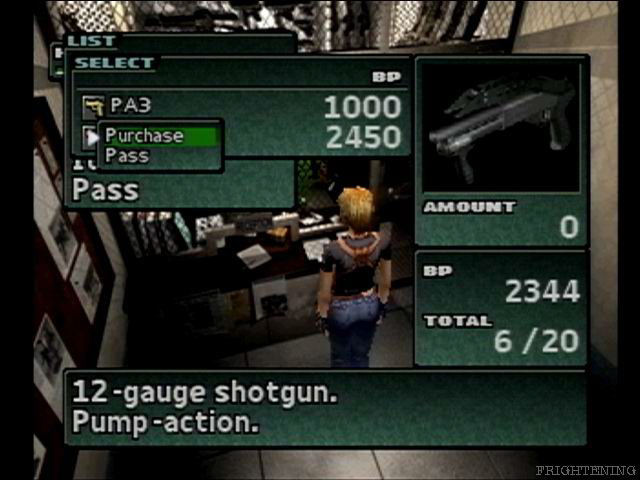 parasite eve 2_frightening_02469