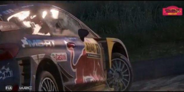 Nuevo vídeo del juego WRC 7 con el Ford Fiesta World Rally Car de 2017