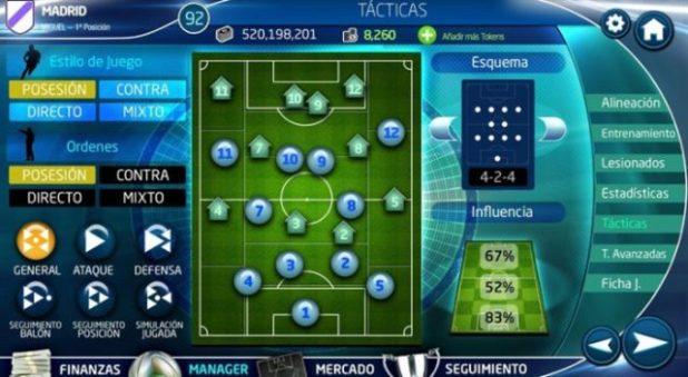 Vuelve PC Fútbol 18 para smartphones con Android e iOS en noviembre