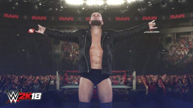 Review y análisis de WWE 2K18,ya está disponible para PlayStation 4 y Xbox One