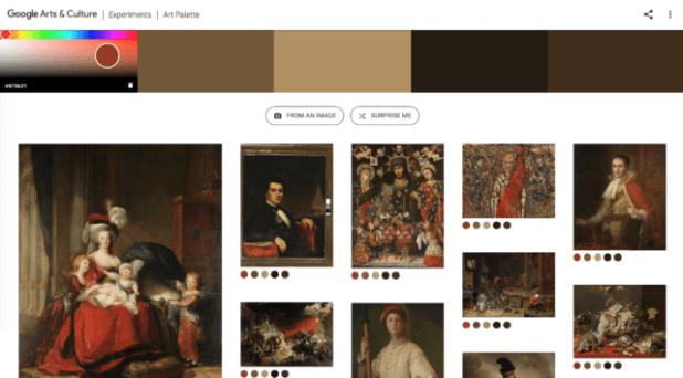 Google Arts & Culture presenta nuevos experimentos creados a partir de IA