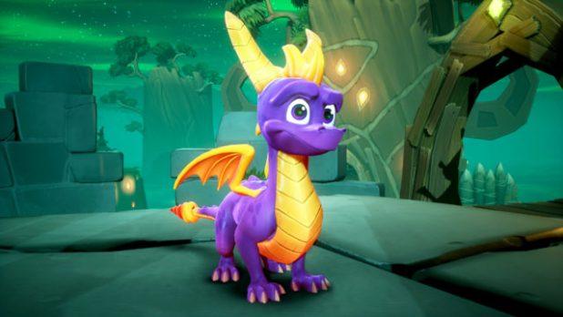 Spyro Reignited Trilogy el 21 de septiembre