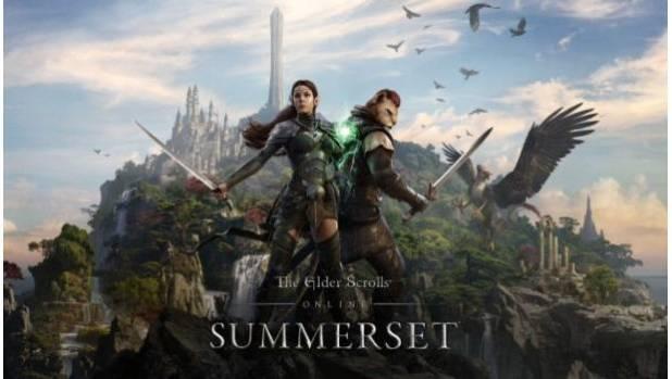 Summerset el nuevo capítulo de The Elder Scrolls Online nuevo trailer