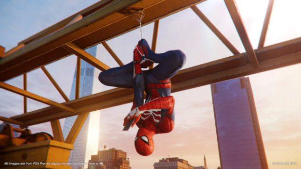 Marvel's Spider-Man ya disponible para Playstation 4 #SpiderManPS4