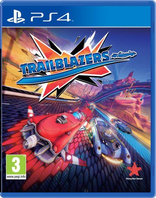 Ya disponible Trailblazers para PS4 y Switch