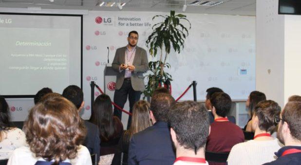 LG innova con herramientas digitales y gamificación para la selección de talento joven