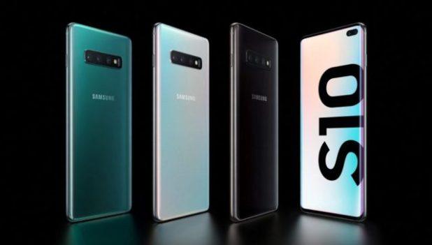 Samsung presenta a los nuevos Samsung Galaxy S10 y su esperado móvil flexible Samsung Galaxy Fold