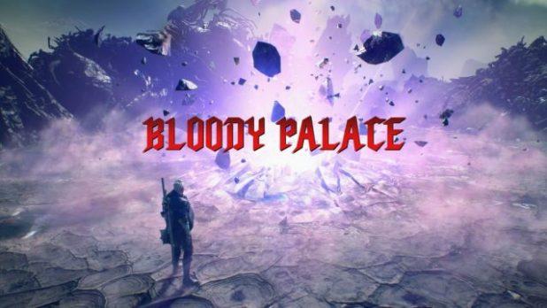 Devil May Cry 5 modo de juego Palacio Sangriento llega el 1 de abril gratis