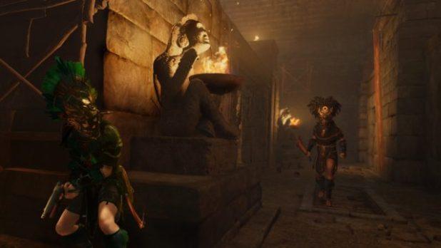 El Corazón de la Serpiente llega a Shadow of the Tomb Raider