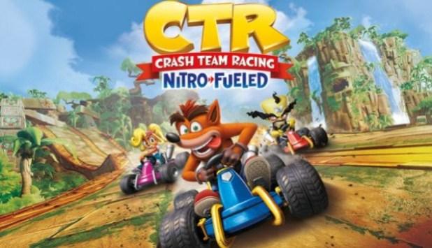 Crash Team Racing Nitro-Fueled pone el turbo a tu PS4