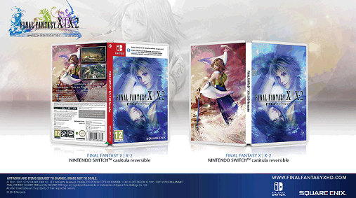 Yuna y Tidus protagonistas del nuevo tráiler de FINAL FANTASY® X/X-2 HD Remaster