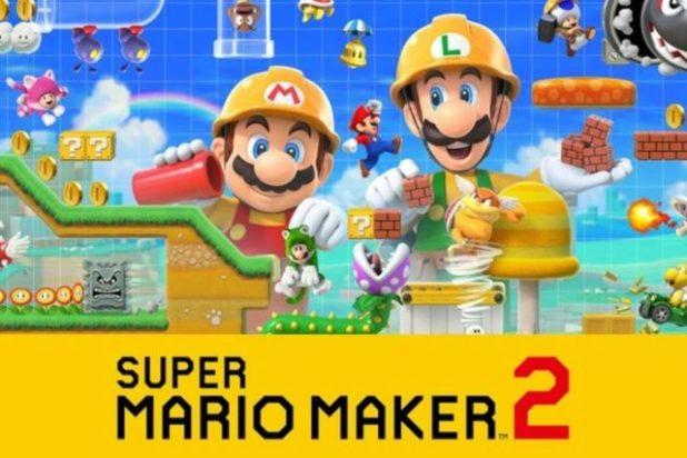 Super Mario Maker 2 y The Legend of Zelda: Link's Awakening llegan en 2019 a Nintendo Switch