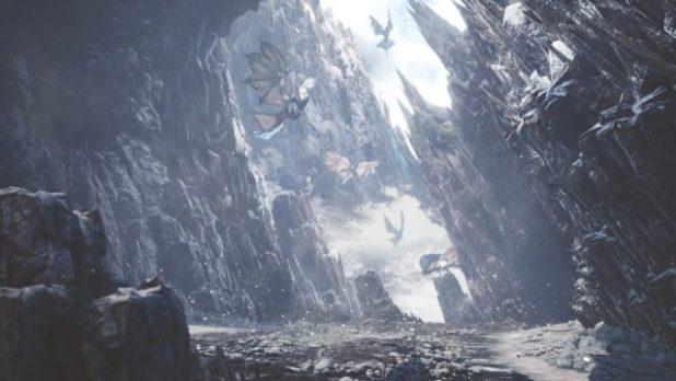 E3 2019: Monster Hunter WorldIceborne
