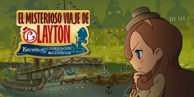La saga Layton debuta en Nintendo Switch el 8 de noviembre