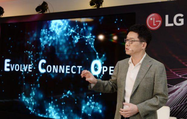 LG inaugura IFA con el compromiso de lograr que la Inteligencia Artificial convierta en hogar cualquier rincón del mundo
