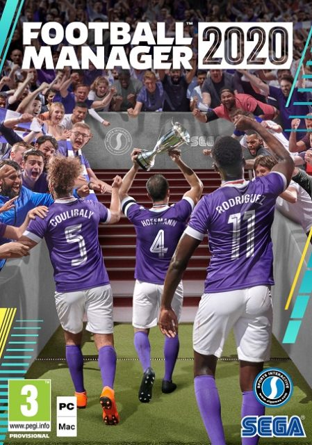 Football Manager 2020 disponible el 19 de noviembre para PC y Mac